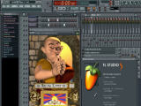 Screen FL Studio